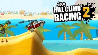Hill Climb Racing 2 #26 | Android Gameplay | Best Android Games 2018 | Droidnation