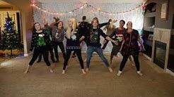 Christmas Dance 2017 - 8 Siblings (Santa Tell Me - Ariana Grande)