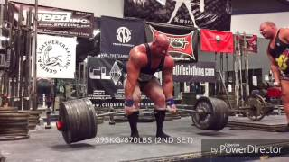 ULTIMATE POWERLIFTING MOTIVATION: SUPERCHARGED