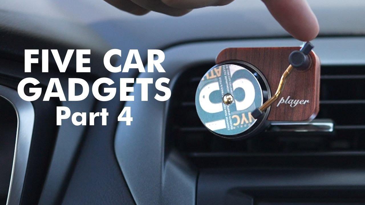 Testing Five Car Gadgets, Part 4