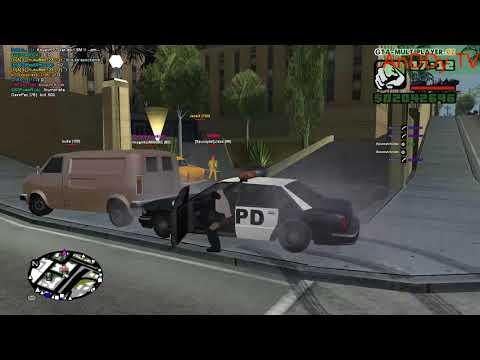 GTA San Andreas WTLS  Policajne Pripady