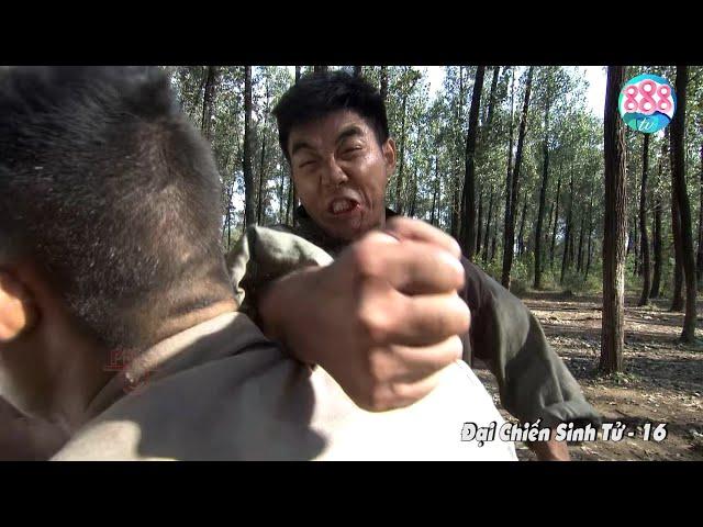 Thằng Câm Bất Ngờ Lộ Kung Fu Cực Đỉnh Hóa Ra Là Sát Thủ Nằm Vùng   Đại Chiến Sinh Tử   888TV