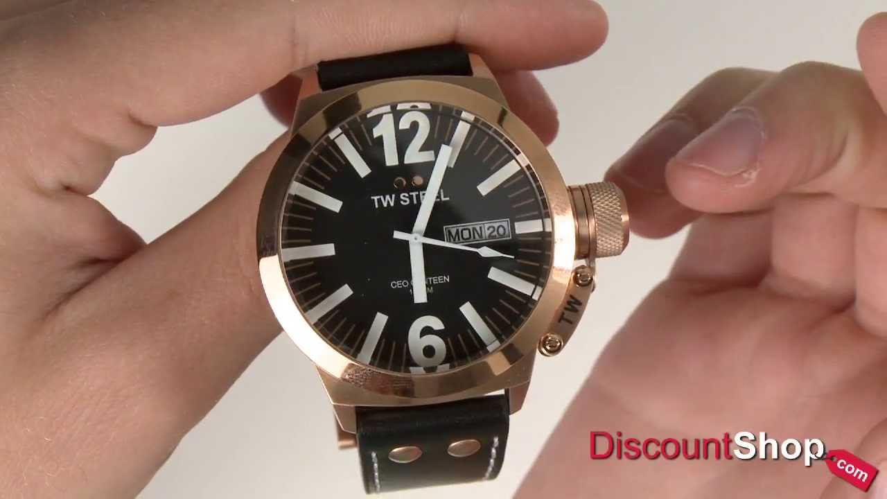 Locator Tw 6 : Tw steel ceo canteen ce review by discountshop