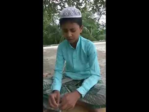 কি  সু ন্দ র  গ জ ল  গা ই লো  বাচ্চাটি