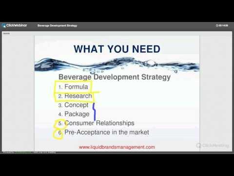 Beverage Development Strategy