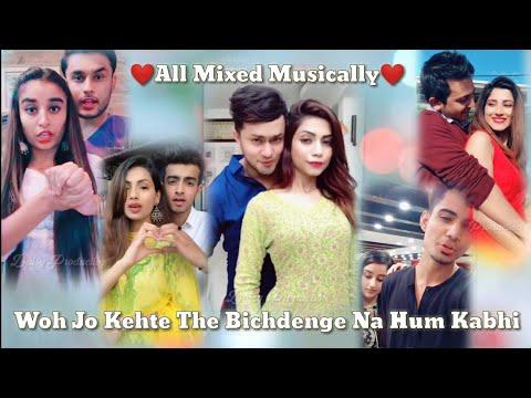 Woh Jo Kehte The Bichdenge Na Hum Kabhi All Musically Mix