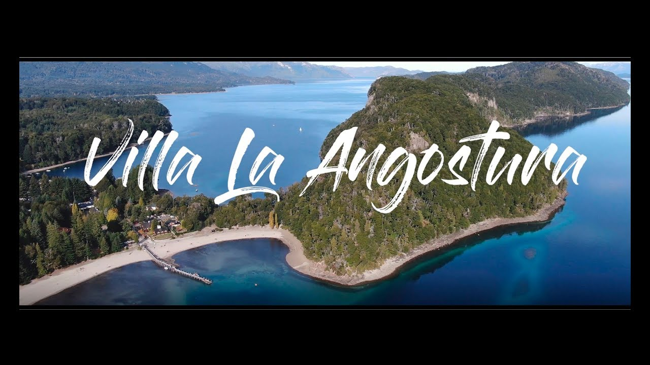 Villa La Angostura - Hall (Cinematic) 4K