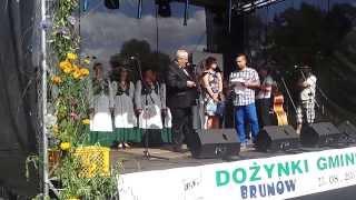 Dożynki Brunów 2013 - Show Kowalski