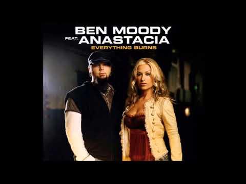 Ben Moody & Anastacia - Everything Burns Instrumental/Karaoke Backing Vocals