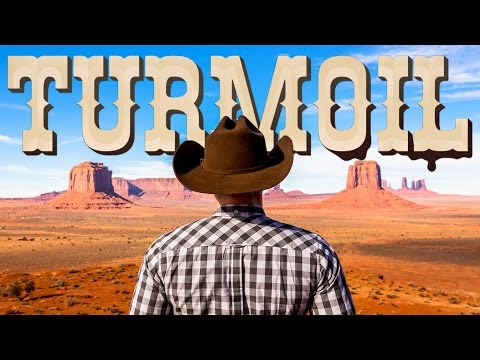Turmoil Gameplay - Old West Oil Baron! - Let's PlayTurmoil