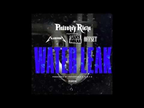 Philthy Rich - Water leak Ft. Lil Uzi Vert, Offset, Sauce walka [BASS BOOSTED] (Audio)