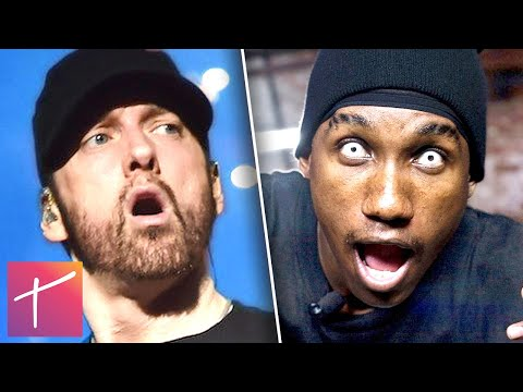 Rappers Hopsin and Logic React To Eminem Name Dropping Them In New Album Kamikaze