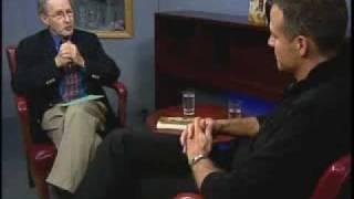 Larry Davidson Interviews Benjamin J. Carey, Author of Barefoot in November