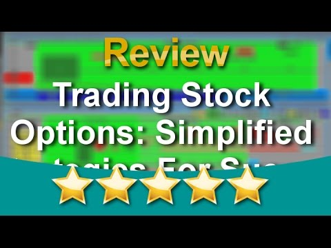 Trading options just like stock