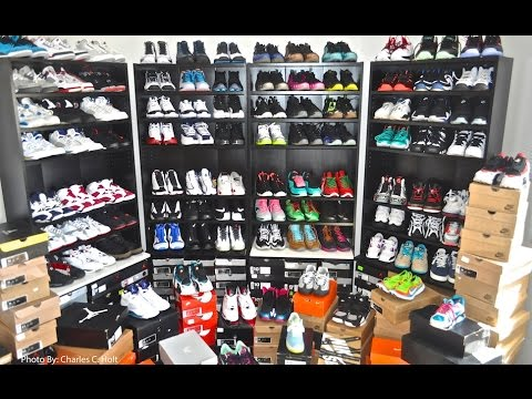 SNEAKER COLLECTION PT 2(VANS) (NIKE) (LEBRON) !! - YouTube e8beea714a66