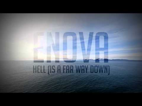 ENOVA Hell (Is a far way down) LYRIC Video from the EP DARK WATERS