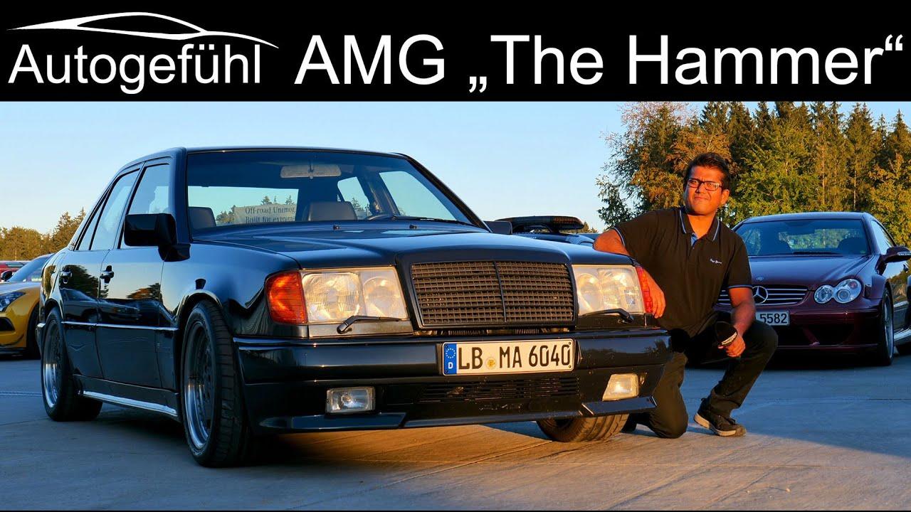 #DriveTheClassic: 1992 Mercedes-Benz 300 CE (W124/ C124) - inkl. POV TopSpeed 😎✌🏼