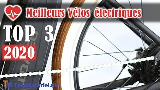 TOP 3, Comparatif et Tests des Meilleurs Vélos électrique - www.TestMateriel.net