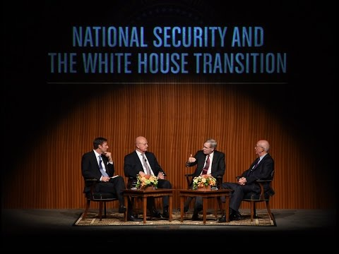 An Evening with James R. Clapper