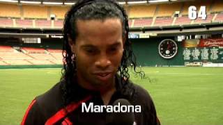 90 Seconds with Ronaldinho