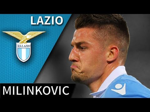 Sergej Milinković-Savić • 2017 • Incredible Skills • Lazio • HD