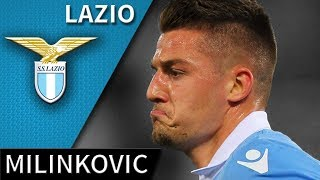 Sergej Milinković-Savić • DANCING • Incredible Skills • Lazio • HD