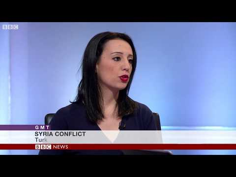 'No Turning Back' author Rania Abouzeid on the Syrian Civil War