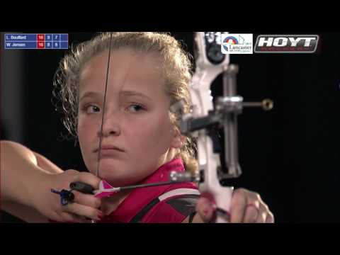 2017 Lancaster Archery Classic: Youth Recurve Female Finals