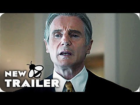 THE SILENT MAN Trailer First Look (2017) Liam Neeson Movie