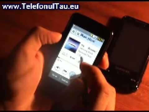 Samsung M8800 Pixon review ( romanian )