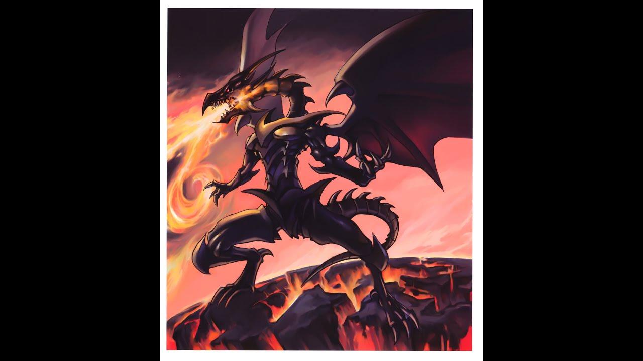 Red Dragon Humanoid