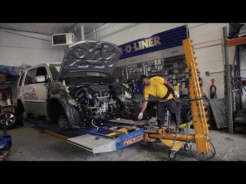 Car-O-Liner Collision Repair For Dealers
