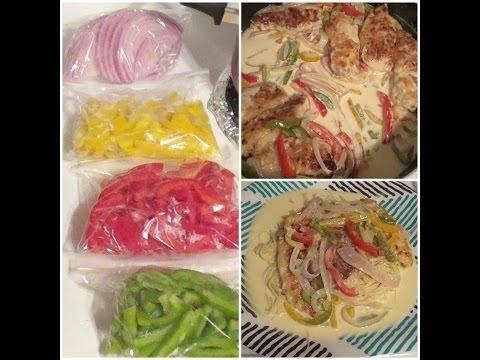 Restaurant Style Chicken Scampi from scratch!