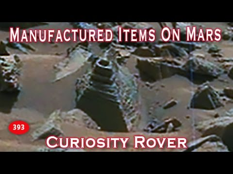 Manufactured Items From Previous Martian Civilization?