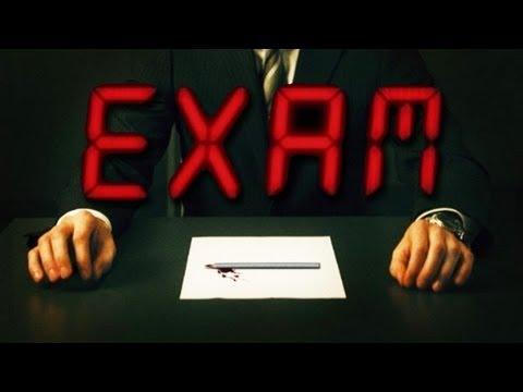 Exam -- Film Review #JPMN