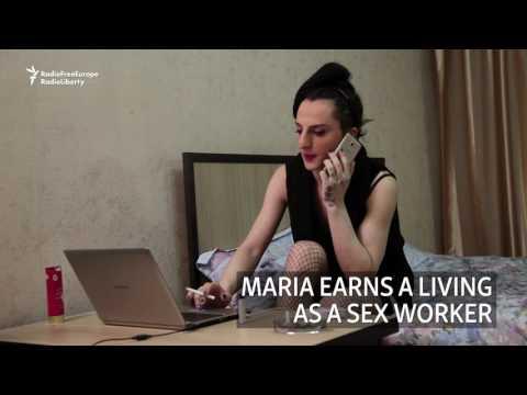 Transgender In Tbilisi: Maria