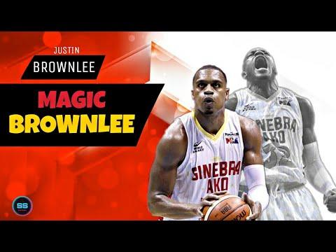 Justin Brownlee - The Black Superman 2.0