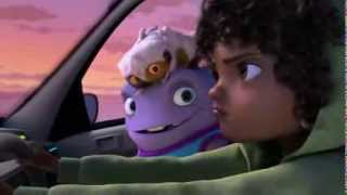 Home Official Trailer #1 2014 - Jennifer Lopez, Rihanna - Animated Movie HD