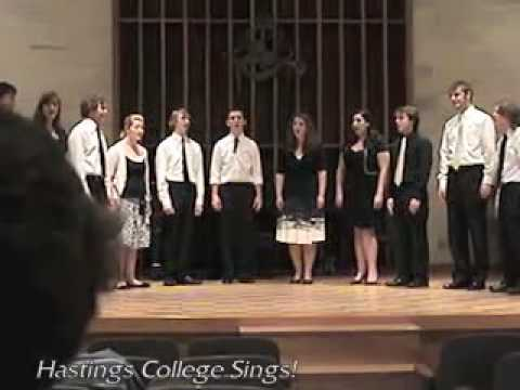 The Lark In the Clear Air (Hastings College Ensemble