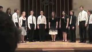 "The Lark In the Clear Air (Hastings College Ensemble ""Spectrum"")"