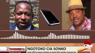 Cararuku   Ngotoko na nguthi cia ngavana wa Nairobi Mike Sonko