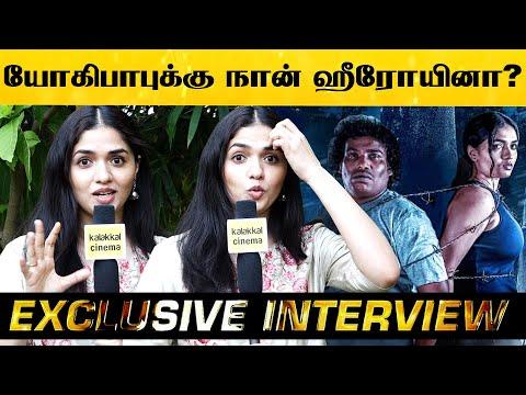 மாஸ்டர் படத்துக்கு Group-ah தான் போகனும்! - Exclusive Interview With Sunaina | Trip Movie | Cinema