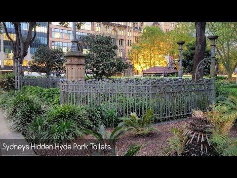 Abandoned Oz: Sydneys Hidden Hyde Park Toilets