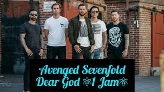 Avenged Sevenfold - Dear God 1 Jam (HQ)