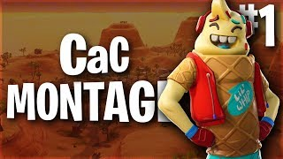 First CaC Montage | Fortnite | Money Man - ATM | CaC