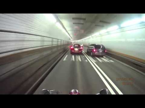 Rich Rides NYC: Riding the Holland Tunnel