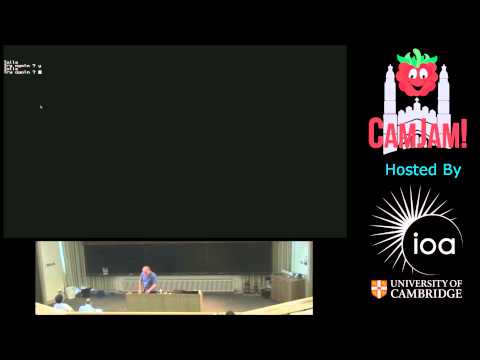 CamJam6 - FUZE Hardware & Return to Basic - Gordon Henderson