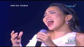 Say That You Love Me, Huwag Ka Lang Mawawala - Aicelle Santos (Awit na Aicelle)