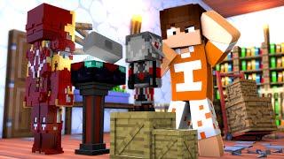 Minecraft: QUAL HERÓI ESCOLHER ? - Caminho de Heróis ‹ Ine ›