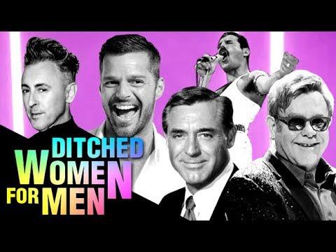 Male Celebs Who Left Their Women For Men